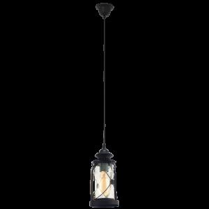 Bradford 49213 lampa wisząca Eglo