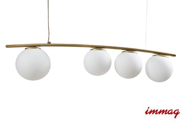 lampy wiszące na 4 żarówki